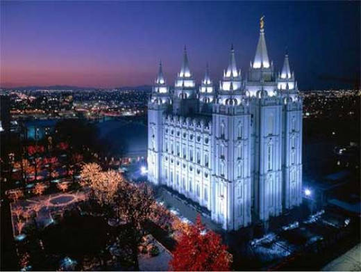 Ye are the light of the world. A city that is set on an hill cannot be hid. -Matthew 5:15
