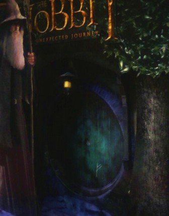 The Hobbit, first of the trilogy movies, comes out just in time for Christmas 2012.