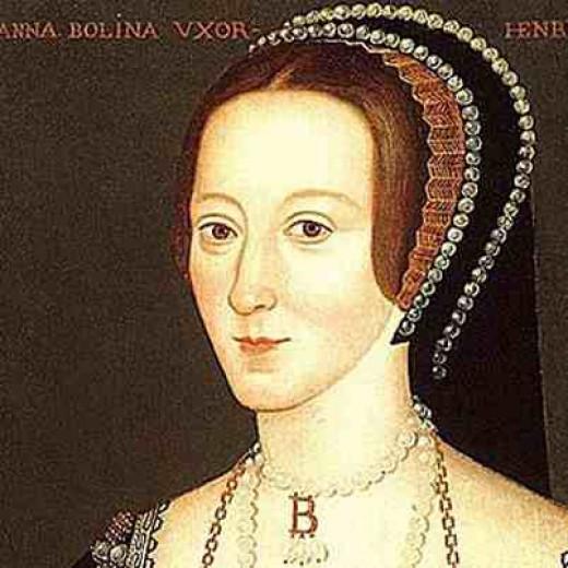 Anne Boleyn biography.com