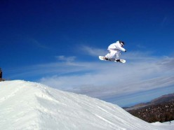 Extreme Snowboarding Wallpapers