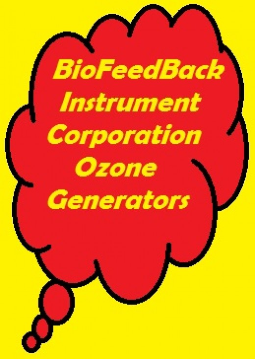 Biofeedback Instrument Corporation is not an air purifier company.  But they do carry several ozone generator models.