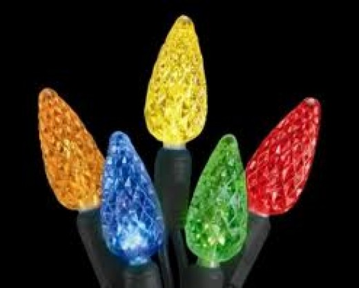 These are an example of enviormental lights.