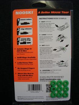 The Nooski packaging