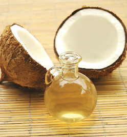 Coconut Oil Natural Acne Remedy