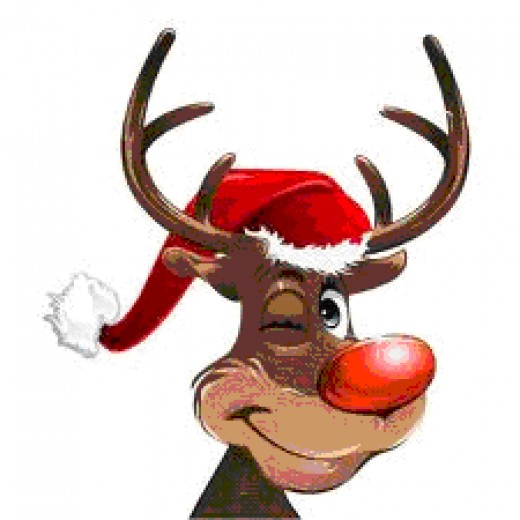 The Reindeer's are saying nothing.