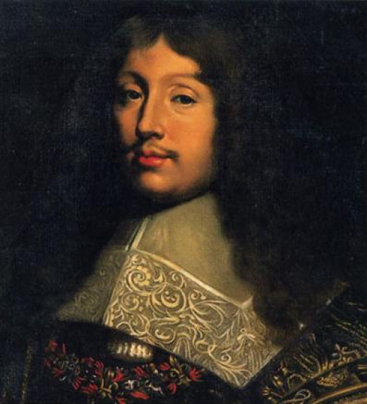 Francois de La Rochefoucauld, a man who astonished the world with his definition of love