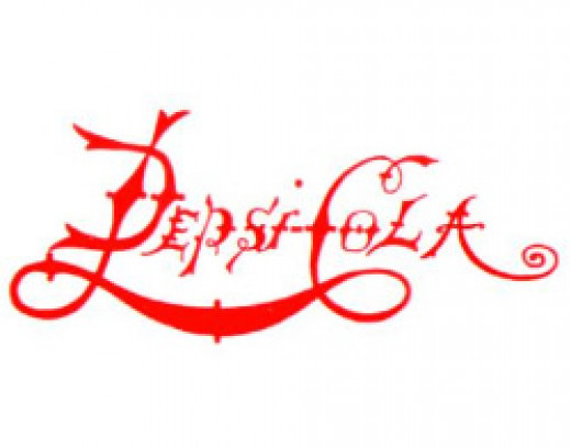 Pepsi Cola, a substitute good of Coca Cola, but with a strong brand
