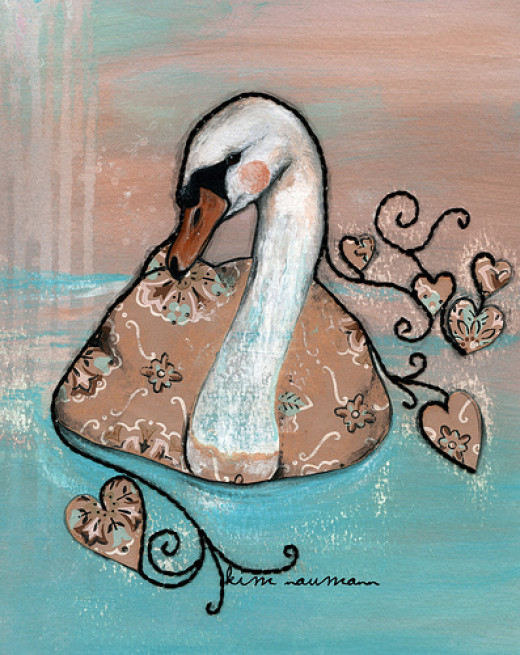 In the animal kingdom, the mute swan would be the species of bird that naturally demonstrates attachment parenting principles.