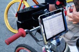 iPad Bike Mount