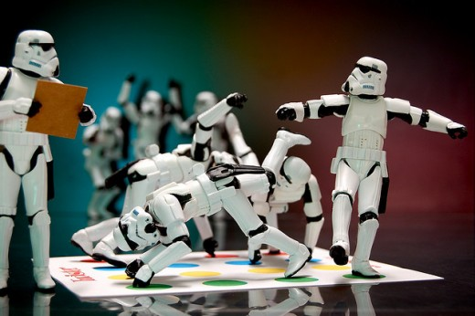 Storm Trooper Twister