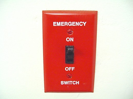 When the emergency switch is on, the adrenal medulla is busy.