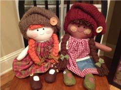 Cloth Dolls, Rag Dolls and Doll Making