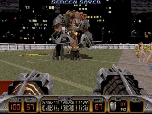 Duke Nukem 3D - Released in 1996