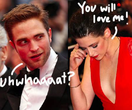 Find yourself on a KStew - RPatz situation?