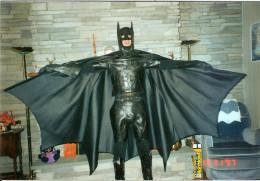 My super hero geek!