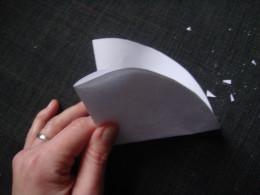 Fold again..