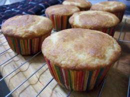 Freshly Baked Gluten-Free Eggnog Cupcakes