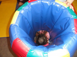 Bounce houses and inflatables provide endless hours of fun for kids and toddlers.