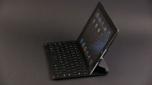 Best iPad keyboard by Zagg
