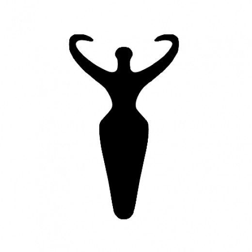 Goddess symbol