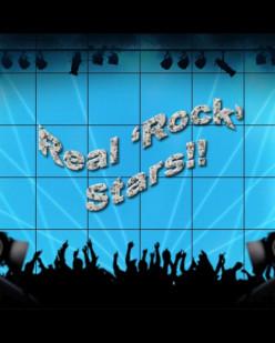 Real 'Rock' Stars!