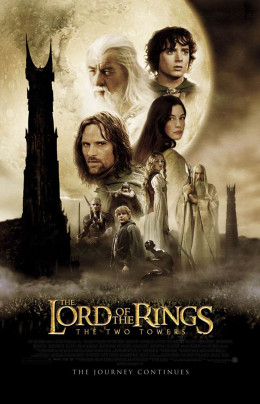 The Two Towers (2002) poster