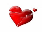 Sometimes giving breaks your heart