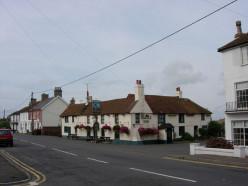 Castle Inn, High Street at Pevensey Bay