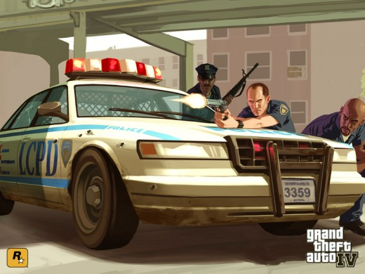 It's your job to bring havoc to the streets of Liberty City