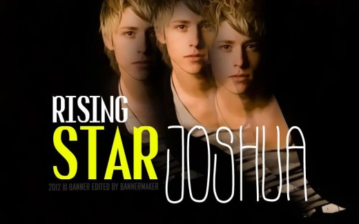 Joshua is one of the male supporting actors in Rising Star.