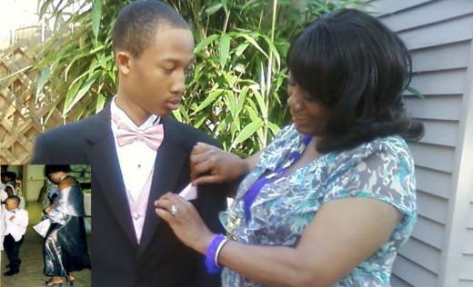 My Love and Joy: My son Denzel McDonald
