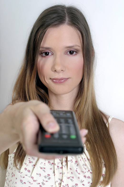 It's Time To Turn Off The TV And Talk!  Take Control By Eliminating The Remote Control!
