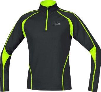 Gore Running Wear Men's Flash 2.0 Winter Weight Thermal Jersey