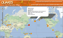 Very little attention is paid to earthquakes and volcanic activity in the Ring of Fire.