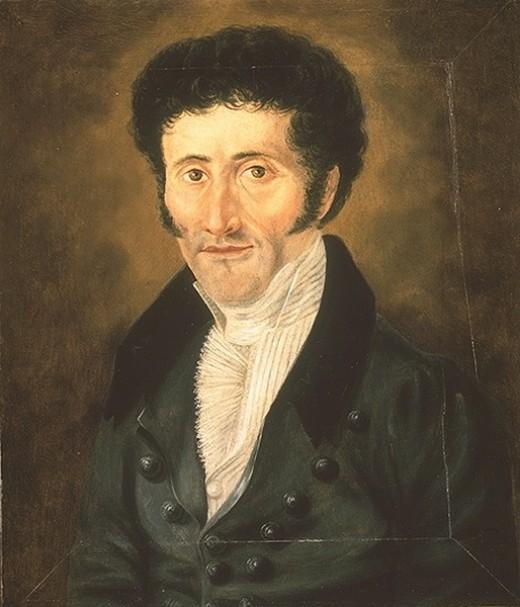 Portrait of E.T.A. Hoffmann