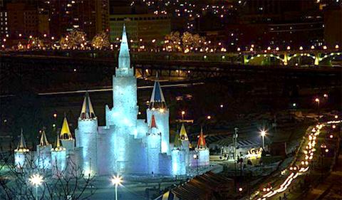 Saint Paul Winter Carnival in Minnesota