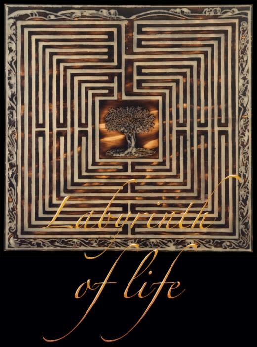 """Labyrinth- 12"""