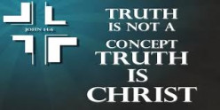 Faith and Truth