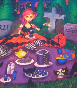 How to Have a Pleasant Graveyard Picnic