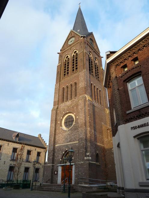 Church, Bocholtz, Limburg, The Netherlands