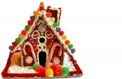 How to Make Your Own Gingerbread House Icing