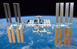 International Space Station Designed by Various Engineers
