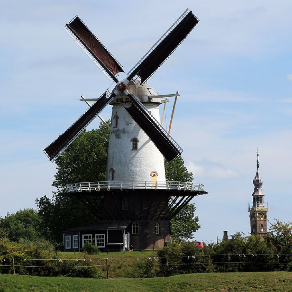 the dutch windmill and its types hubpages