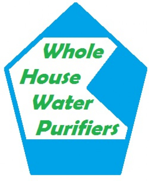 Whole House Water Purifiers filter the water at the point it enters the house and then the water is distributed to the various sources throughout the house.