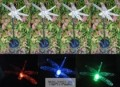 TEKTRUM SOLAR GARDEN COLOR CHANGING DRAGONFLY LIGHTS