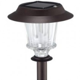 Alpan Stainless Steel Solar Garden Light