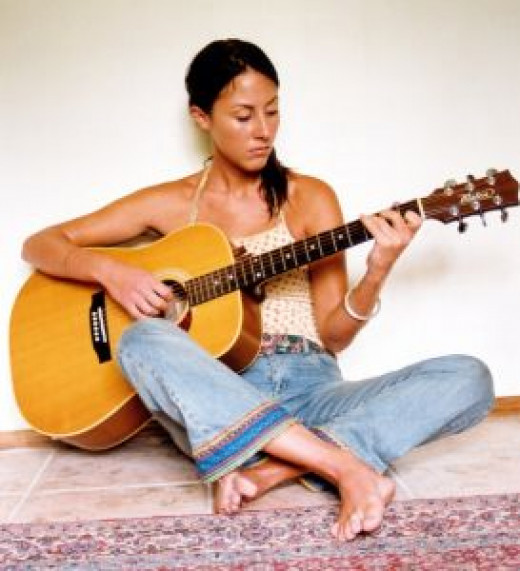 How to accompany another musician on guitar
