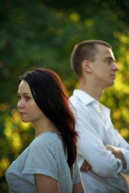 Successful couples learn to resolve conflicts