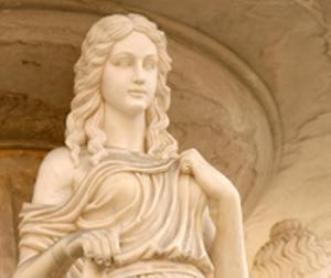 Cloacina  Roman Goddess of Gutters (really!)