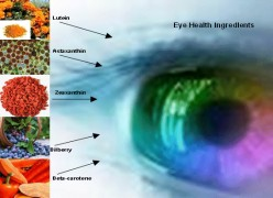 Your Eye Health and Vitamins and Foods to Protect them